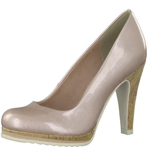 Marco Tozzi Rose High Heel Court Shoe